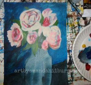 Roses start to finish 5