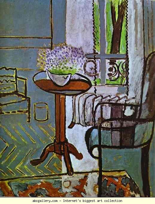 Henri Matisse. The Window. 1916