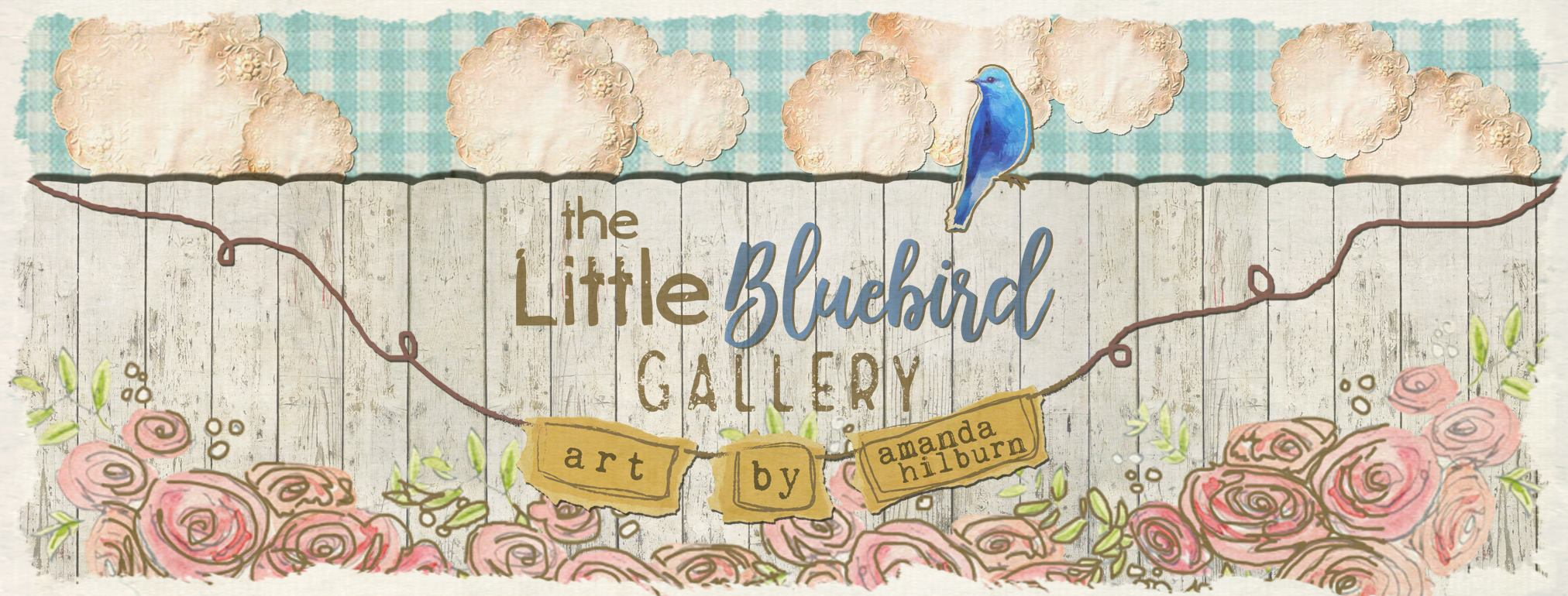 The Little Bluebird Gallery