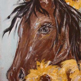Hattie the Horse